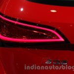 Audi SQ5 TDI tail lamp