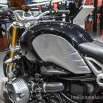 BMW R nineT black and silver at Auto Expo 2016