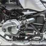 BMW R nineT engine at Auto Expo 2016