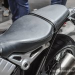 BMW R nineT flat seat at Auto Expo 2016