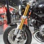 BMW R nineT fork spoke wheel at Auto Expo 2016