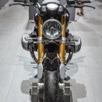 BMW R nineT front at Auto Expo 2016