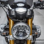 BMW R nineT headlamp at Auto Expo 2016