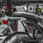 BMW R nineT rear hanger at Auto Expo 2016