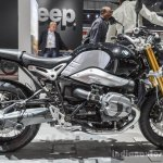 BMW R nineT side at Auto Expo 2016