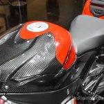 BMW S1000RR carbon fibre trims at Auto Expo 2016