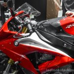 BMW S1000RR fairing at Auto Expo 2016