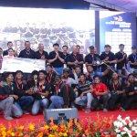 Baja 2016 second prize Alard College of Engineering Pune