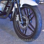 Bajaj V alloy wheel unveiled