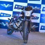 Bajaj V black front unveiled