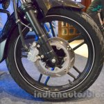 Bajaj V front disc brake unveiled