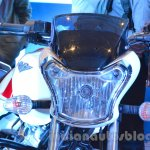 Bajaj V head lamp unveiled