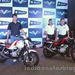 Bajaj V premium commuter unveiled
