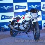Bajaj V white front unveiled