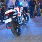 Bajaj V white rear unveiled