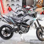 Benelli BX250 at Auto Expo 2016
