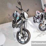 Benelli BX250 fork at Auto Expo 2016