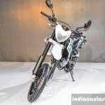 Benelli BX250 front at Auto Expo 2016