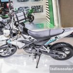 Benelli BX250 side at Auto Expo 2016