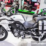 Benelli TRK 502 side at Auto Expo 2016