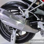 Benelli Tornado 300 exhaust at Auto Expo 2016