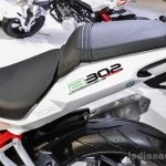 Benelli Tornado 300 split seats at Auto Expo 2016