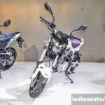 Benelli Tornado Naked T-135 front at Auto Expo 2016