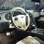 Bentley Flying Spur V8 S interior at the 2016 Geneva Motor Show Live