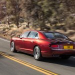 Bentley Flying Spur V8 S press image