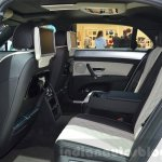 Bentley Flying Spur V8 S rear cabin at the 2016 Geneva Motor Show Live