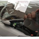 Chevrolet Beat Activ (Spark Activ) interior starts testing