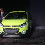 Chevrolet Beat Activ concept front at the Auto Expo 2016