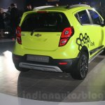Chevrolet Beat Activ concept rear quarter at the Auto Expo 2016