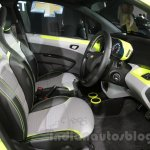 Chevrolet Beat Activ front seats