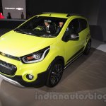 Chevrolet Beat Activ front three quarters right