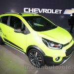 Chevrolet Beat Activ front three quarters
