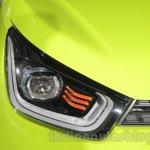Chevrolet Beat Activ headlamp