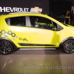 Chevrolet Beat Activ side profile