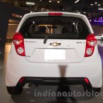 Chevrolet Beat Manchester United edition rear at 2016 Auto Expo