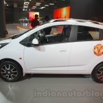 Chevrolet Beat Manchester United edition side at 2016 Auto Expo