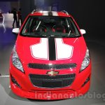 Chevrolet Beat special edition front at 2016 Auto Expo