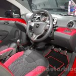 Chevrolet Beat special edition interior at 2016 Auto Expo
