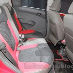 Chevrolet Beat special edition rear seat at 2016 Auto Expo
