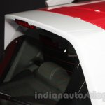 Chevrolet Beat special edition rear spoiler at 2016 Auto Expo
