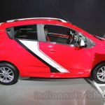 Chevrolet Beat special edition side profile at 2016 Auto Expo