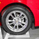 Chevrolet Beat special edition wheel at 2016 Auto Expo