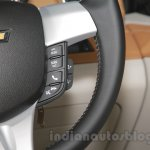 Chevrolet Essentia Concept Bluetooth telephony controls