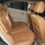 Chevrolet Essentia Concept rear seat