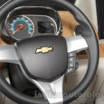 Chevrolet Essentia Concept steering wheel
