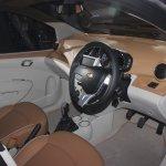Chevrolet Essentia interior at Auto Expo 2016